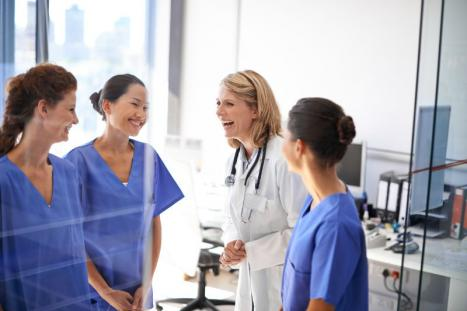Creating great nurse workplaces