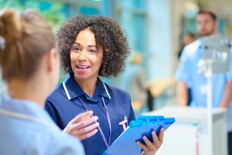 Nurse managers