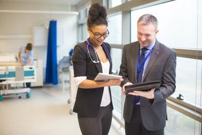 Leadership, management and nursing: a happy marriage?