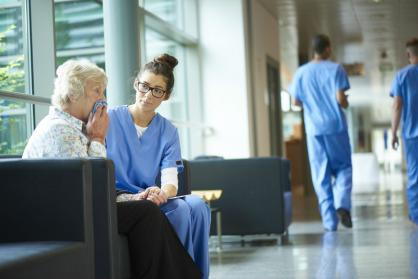 Encouraging lifelong learning in healthcare